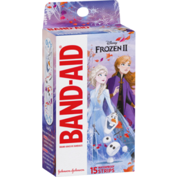 Photo of Band-Aid Brand Adhesive Bandages Disney Frozen 15 Pack