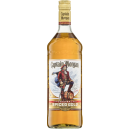 Photo of Captain Morgan Spiced Gold 1l