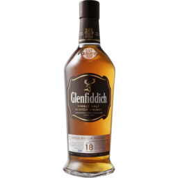Photo of Glenfiddich 18yo Single Malt Scotch Whisky