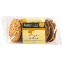 Photo of Emmalines Anzac Biscuits 220g