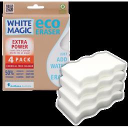 Photo of White Magic Eraser Sponge - Extra Power (4 Pack)
