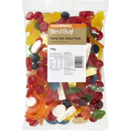 Photo of Best Buy Party Mix 500gm