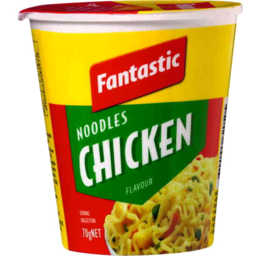 Photo of Fantastic Cup Noodle Chicken Flavour 70gm