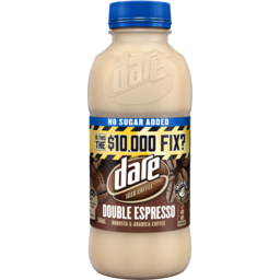 Photo of Dare Iced Coffee Double Espresso No Sugar Added 500ml