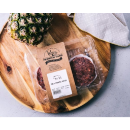 Photo of Wild Venison Pork & Pineapple Patties 350g