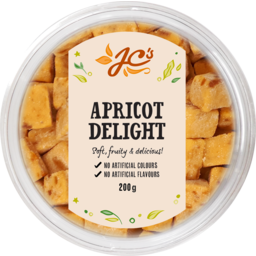 Photo of JC's Apricot Delights 200gm