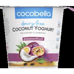 Photo of Cocobella Passion Fruit Yoghurt 150g