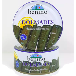 Photo of Benino Dolmades Vine Leaves Stuffed W/ Rice 280g