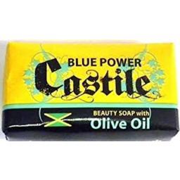Photo of Blue Power Castile With Olive Oil Soap