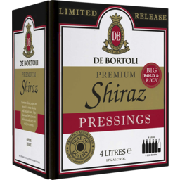 Photo of De Bortoli Premium Pressing Shiraz