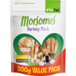 Photo of Vitapet Morsomes Variety Pack 300g