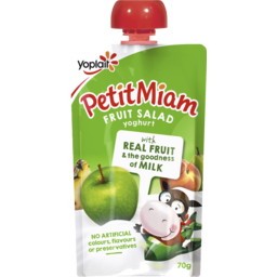 Photo of Yoplait Petit Miam Fruit Salad 70gm