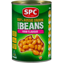 Photo of Spc Baked Beans Ham Sauce 425gm