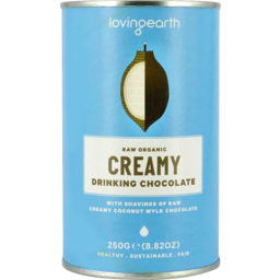 Photo of Loving Earth Drinking Chocolate - Creamy Mylk