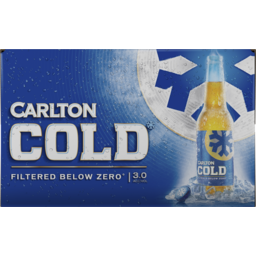 Photo of Carlton Cold Mid Bottle