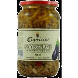 Photo of Capriccio Spicy Eggplant 580ml