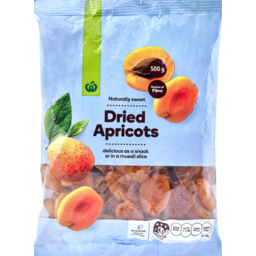 Photo of Homebrand Dried Apricots 500g