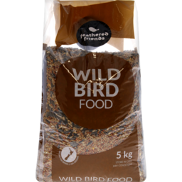 Photo of Feathered Friends Wild Bird Food 5kg