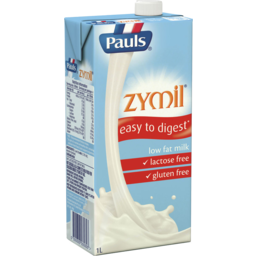 Photo of Pauls Zymil Easy To Digest Low Fat Milk Long Life 1L