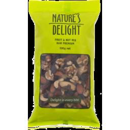 Photo of Natures Fruit&Nut Mix 500g
