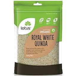 Photo of Lotus Organic Quinoa Grain 300g