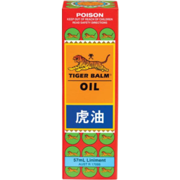 Photo of Tiger Balm Oil 57ml