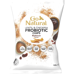 Photo of Go Natural Probiotic BBQ 100g