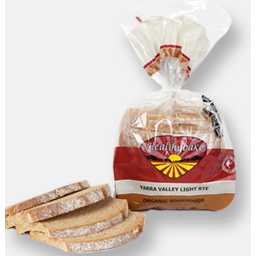 Photo of Healthybake Yarra Valley Light Rye Loaf