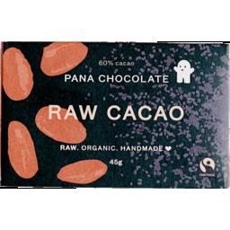 Photo of Pana Chocolate Raw Cacao 45g