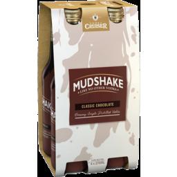 Photo of Vodka Cruiser Mudshake Chocolate 270ml 4 Pack