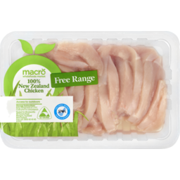 Photo of Macro Fs Stir Fry Chicken Breast Tray 450g
