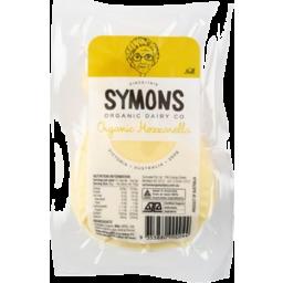 Photo of Symons Organic Mozzarella
