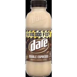 Photo of Dare Double Espresso Iced Coffee 750ml