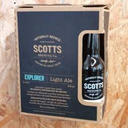 Photo of Scotts Light Ale 6pk