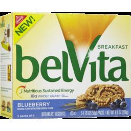 Photo of Belvita Blueberry