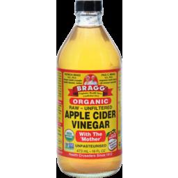 Photo of Apple Cider Vinegar 475ml