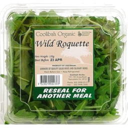 Photo of Organic Prepacked Roquette Leaves
