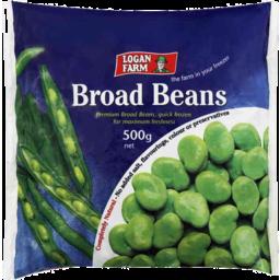 Photo of Logan Farm Broad Beans 500gm