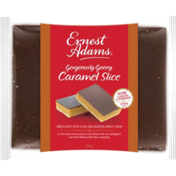 Photo of Ernest Adams Slice Caramel 350g