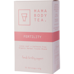 Photo of MAMA BODY TEA Fertility Tea Bags