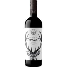 Photo of St Huberts The Stag Shiraz 750ml