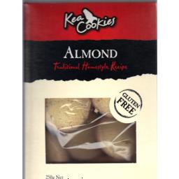 Photo of Kea Gluten Free Cookies Almond 250g