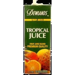 Photo of Dewlands Jce Tropical 1l