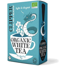 Photo of Clipper Tea - White