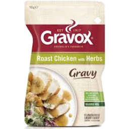Photo of Gravox Roast Chicken With Herbs Liquid Gravy 165g