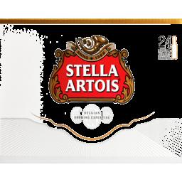Photo of Stella Artois 330ml 24 Pack