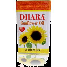 Photo of Sunflower Oil 20ltr - Dhara