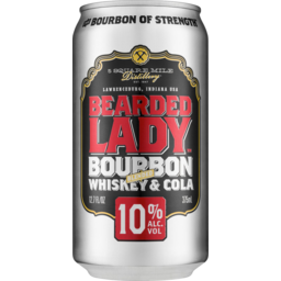 Photo of Bearded Lady & Cola 10% 375ml