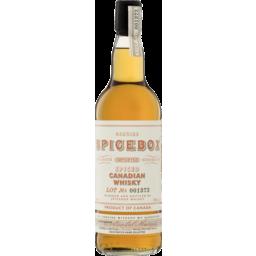 Photo of Spicebox Canadian Whiskey 37.0% 700ml Bottle