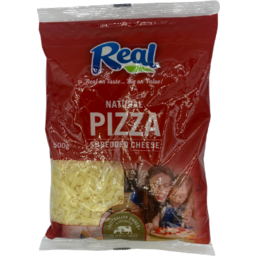 Photo of Real Cheese Pizza Shred 500gm
